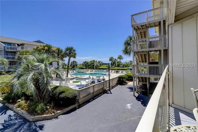 4 N Forest Beach Drive #120, Hilton Head Island, SC 29928 (MLS #416082) :: Hilton Head Dot Real Estate
