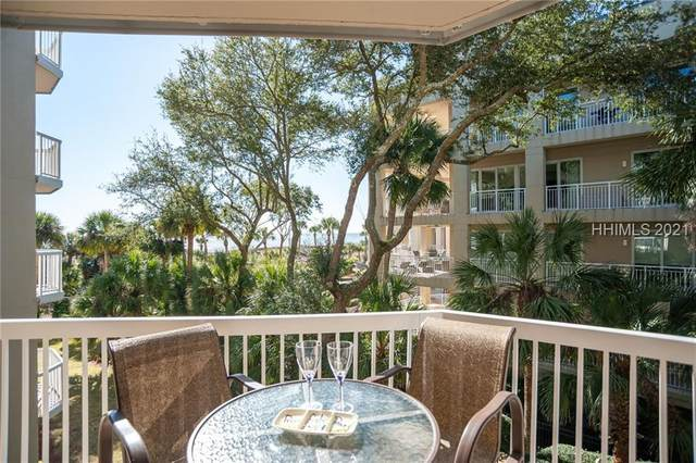 77 Ocean Lane #216, Hilton Head Island, SC 29928 (MLS #416165) :: Colleen Sullivan Real Estate Group