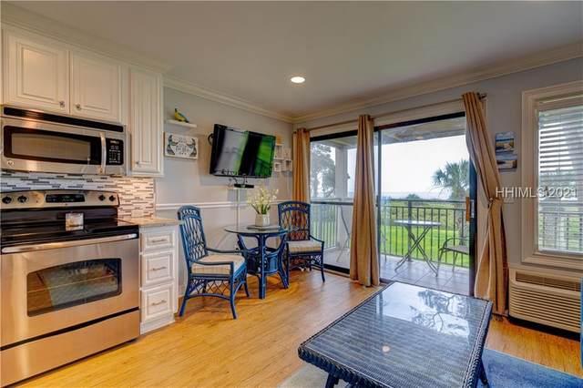 23 S Forest Beach #121, Hilton Head Island, SC 29928 (MLS #416233) :: HomeHHI