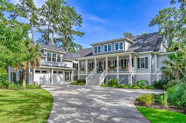 32 Timber Trail, Ladys Island, SC 29907 (MLS #416435) :: Hilton Head Dot Real Estate