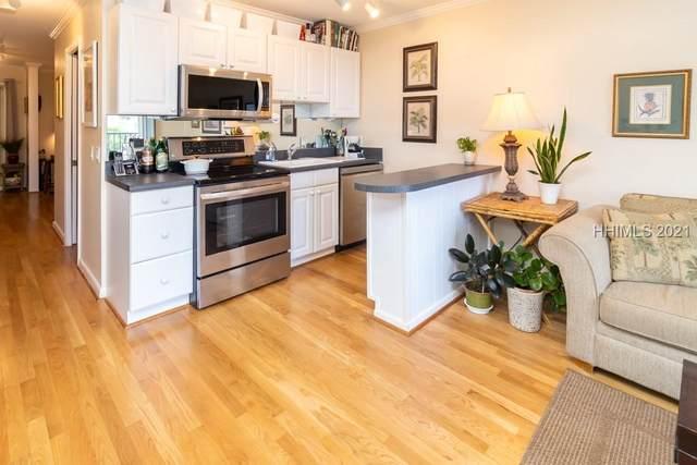 40 Folly Field Road A119, Hilton Head Island, SC 29928 (MLS #416537) :: Hilton Head Dot Real Estate