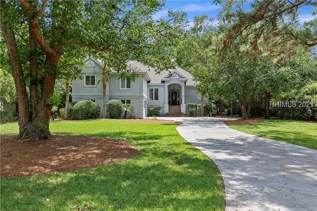 56 Cat Brier Lane, Hilton Head Island, SC 29926 (MLS #416773) :: Hilton Head Real Estate Partners