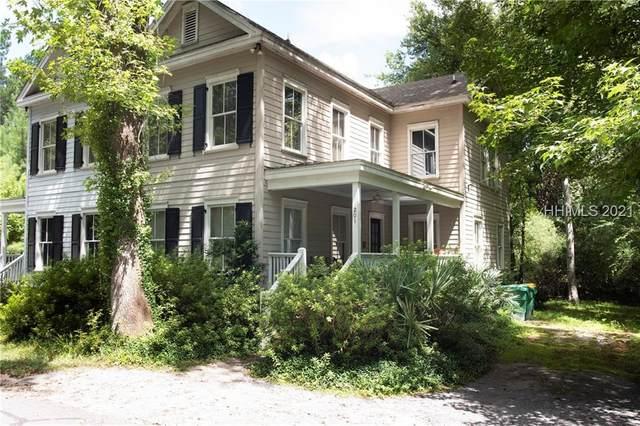 201 Mccormack Avenue, Ridgeland, SC 29936 (MLS #416810) :: Charter One Realty