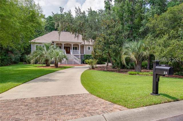 23 Carrington Point, Bluffton, SC 29910 (MLS #417040) :: The Alliance Group Realty