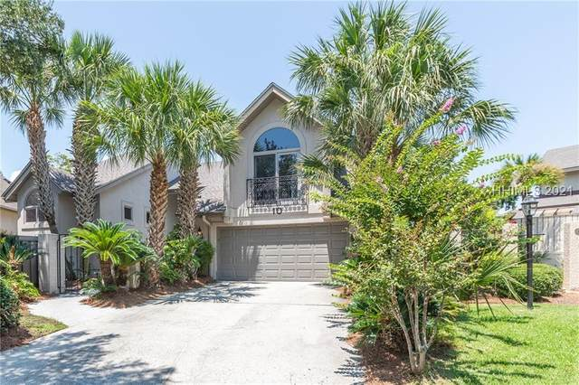 10 Fairway Winds Place, Hilton Head Island, SC 29928 (MLS #417052) :: The Alliance Group Realty