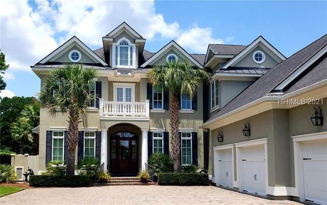 35 Sherbrooke Avenue, Bluffton, SC 29910 (MLS #417161) :: Colleen Sullivan Real Estate Group