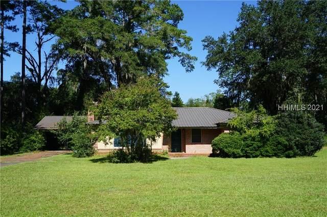 43 Carters Mill Road, Ridgeland, SC 29936 (MLS #417501) :: Southern Lifestyle Properties