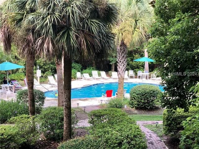 34 S Forest Beach Drive 7D, Hilton Head Island, SC 29928 (MLS #417520) :: Coastal Realty Group