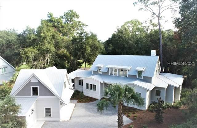 21 High Hope Way, Bluffton, SC 29910 (MLS #417939) :: Southern Lifestyle Properties