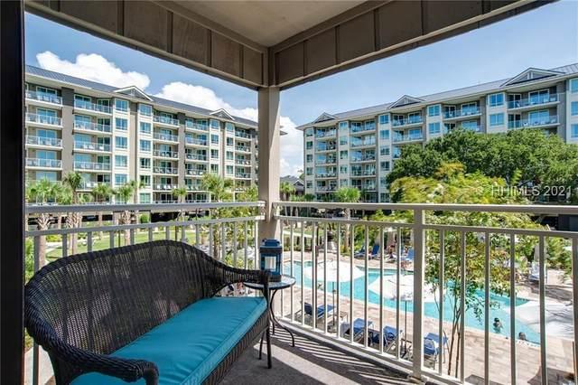 43 S Forest Beach Drive #201, Hilton Head Island, SC 29928 (MLS #417981) :: The Alliance Group Realty