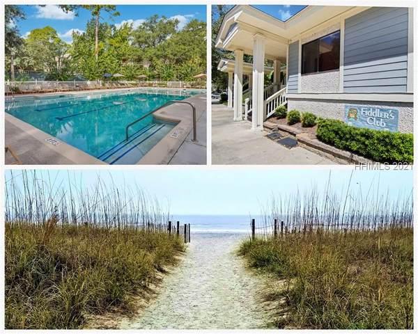 45 Folly Field Road 3I, Hilton Head Island, SC 29928 (MLS #418170) :: Hilton Head Real Estate Partners