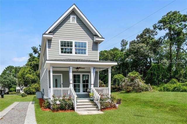 2 Village Drive, Bluffton, SC 29910 (MLS #418190) :: Coastal Realty Group