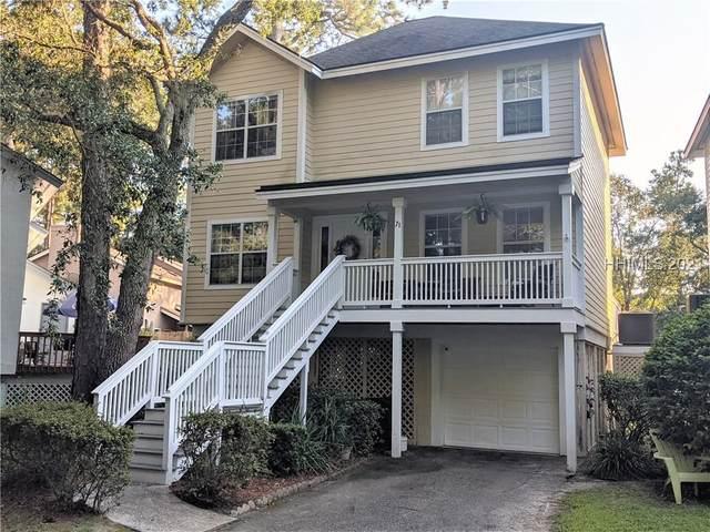 71 Pine Burr Road W #71, Hilton Head Island, SC 29926 (MLS #418238) :: The Alliance Group Realty