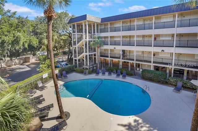 23 S Forest Beach Drive #289, Hilton Head Island, SC 29928 (MLS #418323) :: HomeHHI