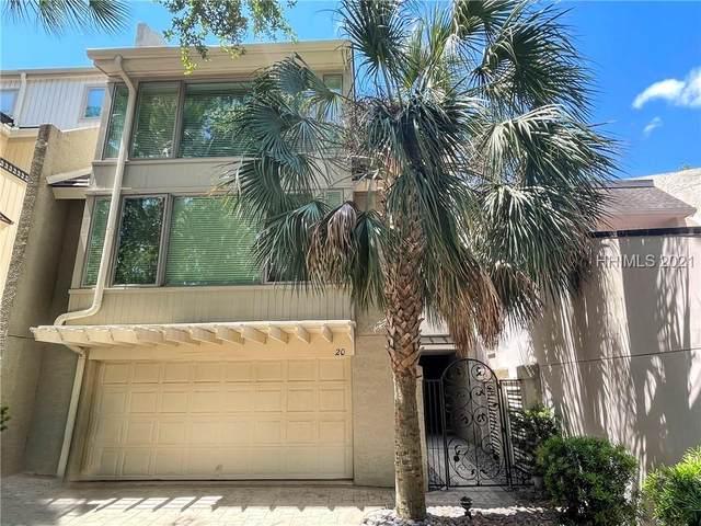20 Spinnaker Court, Hilton Head Island, SC 29928 (MLS #418446) :: Hilton Head Real Estate Partners
