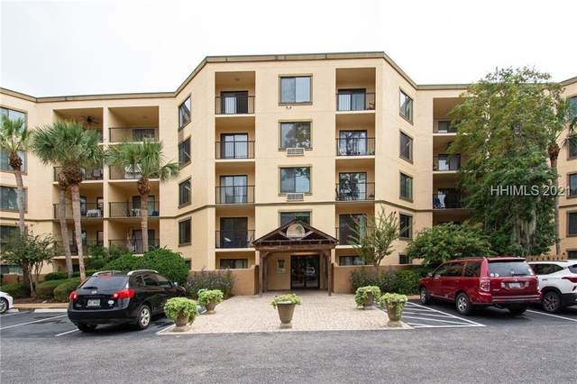 10 Lemoyne Avenue #112, Hilton Head Island, SC 29928 (MLS #418491) :: Coastal Realty Group