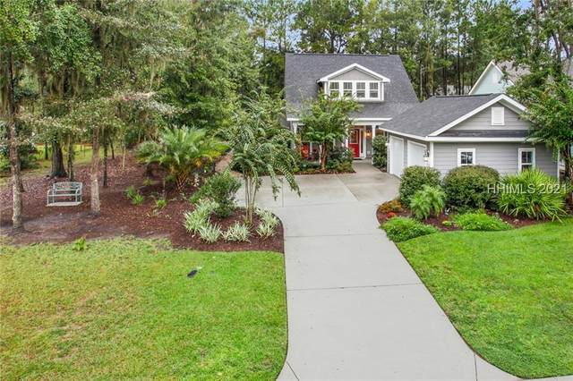 281 Club Gate, Bluffton, SC 29910 (MLS #419784) :: The Alliance Group Realty