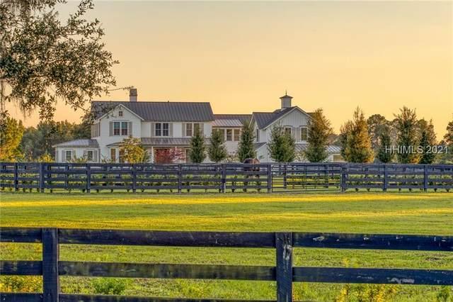 14 Rosecourt Road, Bluffton, SC 29910 (MLS #419924) :: Charter One Realty
