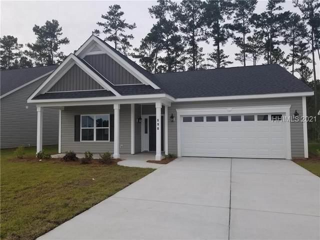 124 Monument Street, Hardeeville, SC 29927 (MLS #419952) :: Colleen Sullivan Real Estate Group