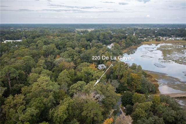 220 Dela Gaye Point, Beaufort, SC 29902 (MLS #420346) :: Colleen Sullivan Real Estate Group