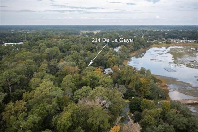 214 Dela Gaye Point, Beaufort, SC 29902 (MLS #420347) :: Colleen Sullivan Real Estate Group