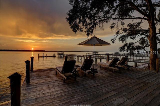 54 Brams Point Road, Hilton Head Island, SC 29926 (MLS #365436) :: RE/MAX Coastal Realty