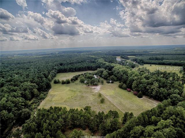 0 Foxtrail Road, Early Branch, SC 29916 (MLS #353527) :: The Alliance Group Realty