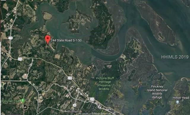 244 Pinckney Colony Road, Okatie, SC 29909 (MLS #356005) :: RE/MAX Island Realty