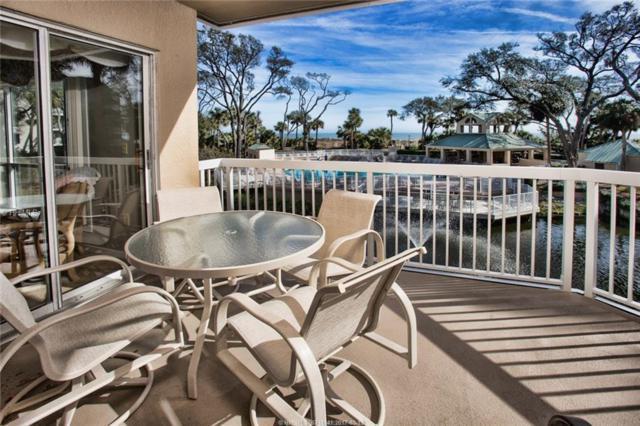 75 Ocean Lane #105, Hilton Head Island, SC 29928 (MLS #357192) :: Collins Group Realty