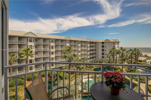 10 N Forest Beach Drive #1404, Hilton Head Island, SC 29928 (MLS #357885) :: Collins Group Realty