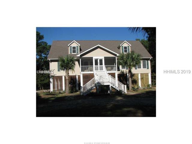 7 Vista Boulevard W, Saint Helena Island, SC 29920 (MLS #364961) :: RE/MAX Island Realty