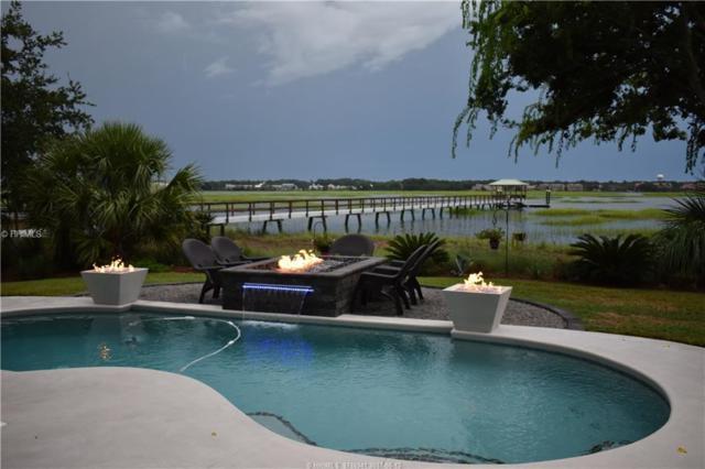 27 Mossy Oaks Lane, Hilton Head Island, SC 29926 (MLS #367085) :: RE/MAX Coastal Realty