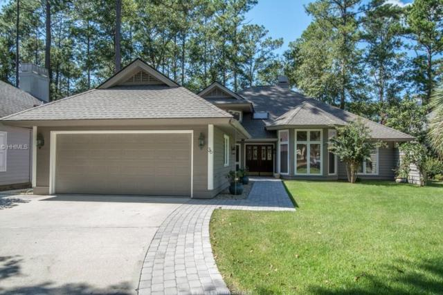 36 Pipers Pond Road, Bluffton, SC 29910 (MLS #370315) :: Collins Group Realty