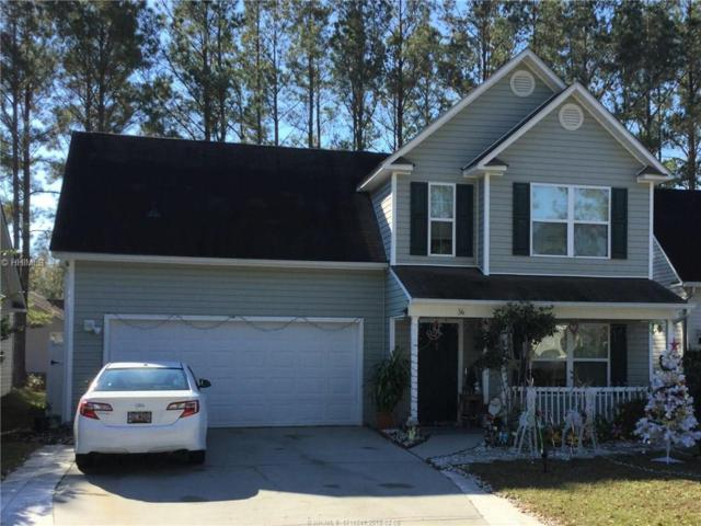 36 Sandy Pointe Drive, Bluffton, SC 29910 (MLS #373968) :: RE/MAX Island Realty