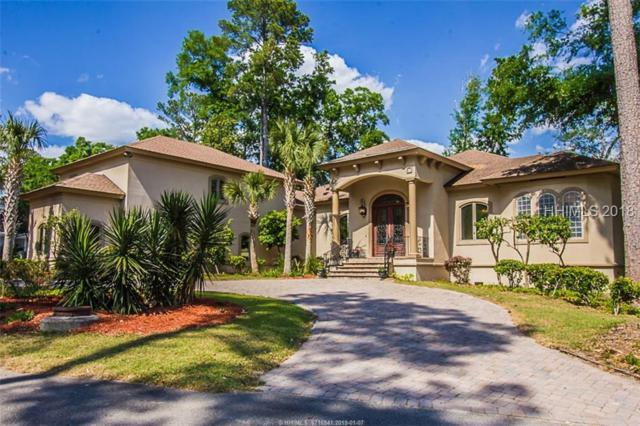 11 Doe Point, Saint Helena Island, SC 29920 (MLS #374599) :: The Alliance Group Realty