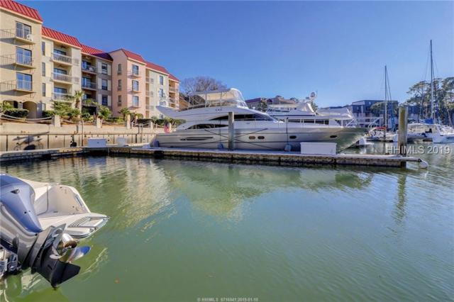 33 Harbour Town Yacht Basin, Hilton Head Island, SC 29928 (MLS #375004) :: RE/MAX Island Realty