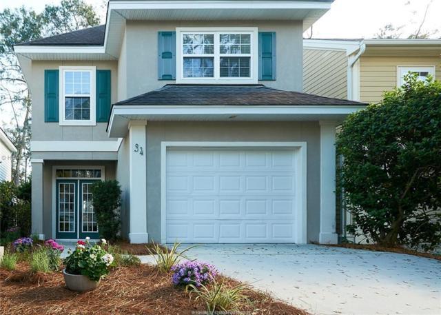 34 Gold Oak Drive, Hilton Head Island, SC 29926 (MLS #375644) :: RE/MAX Island Realty