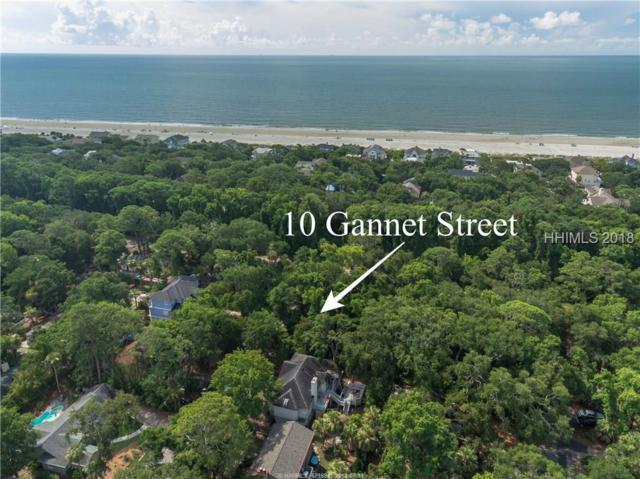 10 Gannet Street, Hilton Head Island, SC 29928 (MLS #376675) :: The Alliance Group Realty