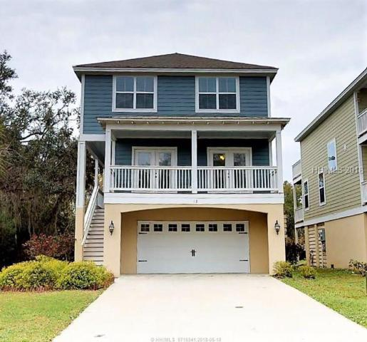 12 Jarvis Creek Lane, Hilton Head Island, SC 29926 (MLS #377170) :: RE/MAX Coastal Realty