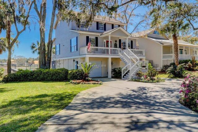 211 Jonesville Road, Hilton Head Island, SC 29926 (MLS #378374) :: Beth Drake REALTOR®