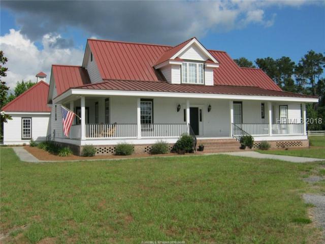 4487 Grays Highway, Varnville, SC 29944 (MLS #379002) :: Southern Lifestyle Properties