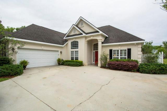 487 Oakwood Drive, Hardeeville, SC 29927 (MLS #379254) :: The Alliance Group Realty