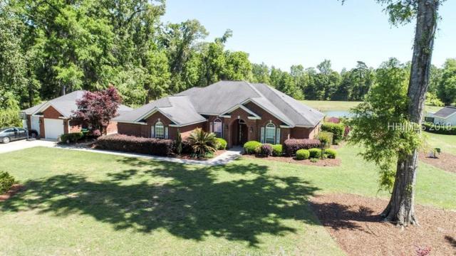 467 Oakwood Drive, Hardeeville, SC 29927 (MLS #379738) :: The Alliance Group Realty