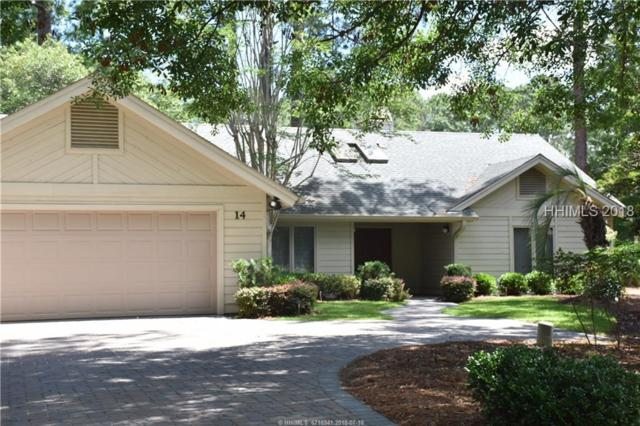 14 Windy Cove Court, Hilton Head Island, SC 29926 (MLS #381540) :: Collins Group Realty