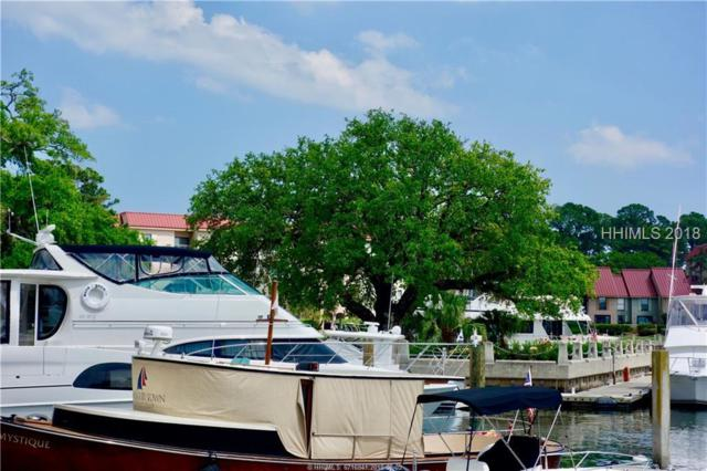 12 Ht Yacht Basin, Hilton Head Island, SC 29928 (MLS #382778) :: Southern Lifestyle Properties