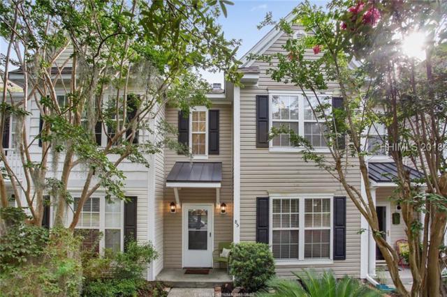 85 Regent Avenue, Bluffton, SC 29910 (MLS #383496) :: RE/MAX Coastal Realty