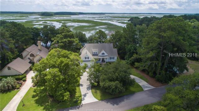 102 Toppin Dr, Hilton Head Island, SC 29926 (MLS #383949) :: Collins Group Realty