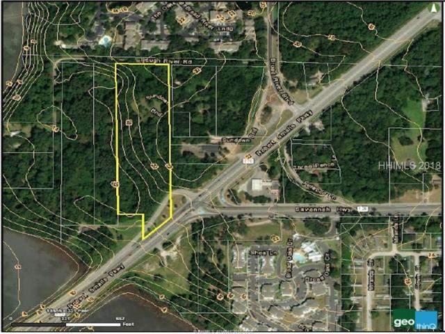 41 Sundown Bend, Beaufort, SC 29906 (MLS #385284) :: RE/MAX Island Realty