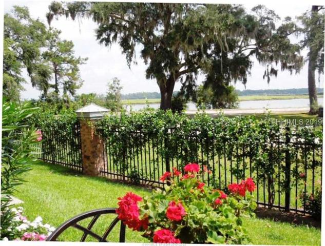 72 Battery Creek Club Drive, Beaufort, SC 29902 (MLS #385825) :: Southern Lifestyle Properties