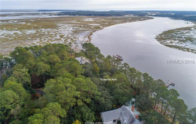 15 Pee Dee Point, Saint Helena Island, SC 29920 (MLS #385916) :: Southern Lifestyle Properties